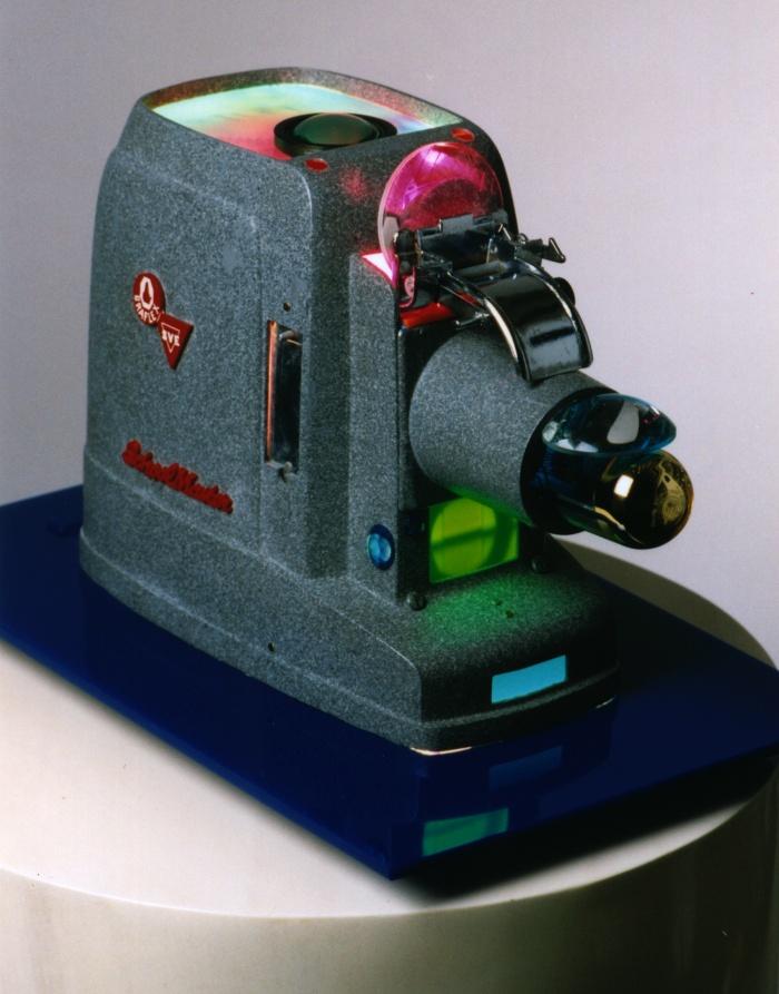 Filmstrip Projector