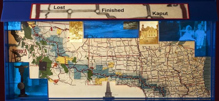 Lost Finished Kaput